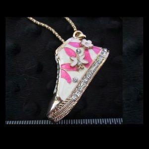 Shoe Necklace